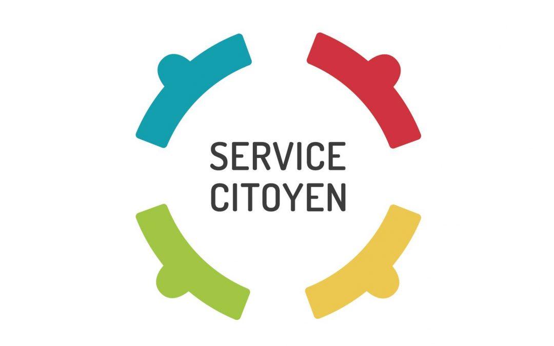Sessions d'informations concernant le Service citoyen