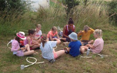 Les stages d'été pour enfants