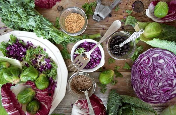 Cycle : Cuisine végétarienne au fil des saisons